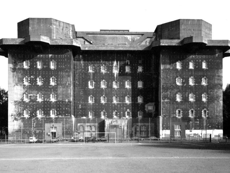 Bunker Feldstraße St. Pauli - 1986_800_600